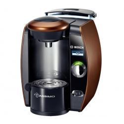 Ekspres do kawy Tassimo TAS6517 brązowy + 16 saszetek T DISCS Tassimo Carte Noire Voluptuoso...