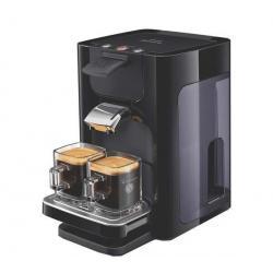 Ekspres do kawy Senseo Quadrante Czarny Select HD7860/61 + Odkamieniacz Senseo HD7012/00 na 12 miesięcy...