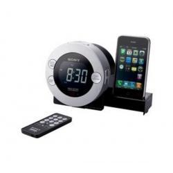 Radio budzik iPod/iPhone ICF-C7IP...