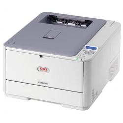 Sieciowa kolorowa drukarka laserowa C330dn + Ryza papieru Goodway - 80 g/m? - A4 - 500 sztuk + Kabel USB A męski/B męski 1,80m...