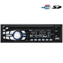 Radioodtwarzacz samochodowy CD/MP3/USB/SD LAR-214 + Pamięć USB DataTraveler 108 - 8 GB...