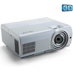 Projektor 3D S1210 + Okulary 3D  E2b czarne...