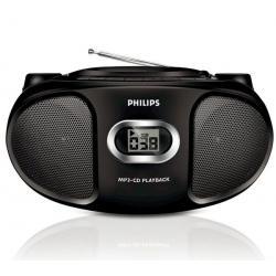 Radioodtwarzacz CD/MP3 AZ302...