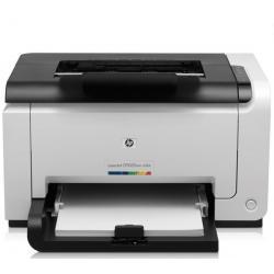 Sieciowa kolorowa drukarka laserowa LaserJet Pro CP1025nw + bezprzewodowa + kartridż tuszu HP Color LaserJet 126A (CE312A) żółty...