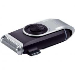 Maszynka do golenia mobile shave M90 + 12 baterii Pro Power LR06 (AA) + Czyszczący spray do głowicy golarki HQ110...