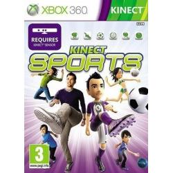 Kinect Sports [XBOX360] (Kinect) + Kabel HDMI 1.4 męski / HMDI męski - 2 m (MC380-2M)...