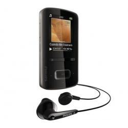 Odtwarzacz MP4 GoGear ViBE 3 - 8 GB czarny + Słuchawki PX 30...