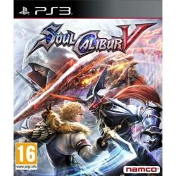 SoulCalibur V [PlayStation3] + Gamepad DualShock 3 [PlayStation3]...