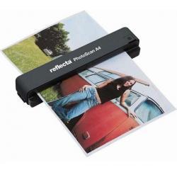 Skaner filmów A4 PhotoScan + Etui do przenośnego skanera  A4 czarne...
