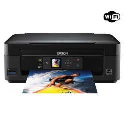 Wielofunkcyjna kolorowa drukarka atramentowa Stylus SX430W WiFi + Kabel USB A męski/B męski 1,80m + Kartridż  T1293 - magenta + ...