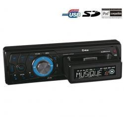 Radioodtwarzacz samochodowy USB/SD/MMC/iPod LAR-302 + Pamięć USB DataTraveler 108 - 8 GB...