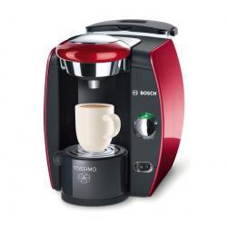 Ekspres do kawy Tassimo TAS4213 czerwony/antracytowy + 16 saszetek T DISCS Tassimo Cappuccino...