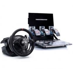 Oficjalna kierownica Gran Turismo 5 - T500RS [Playstation 3 - PC] + Kabel HDMI 1.4 męski / HMDI męski - 2 m (MC380-2M)...