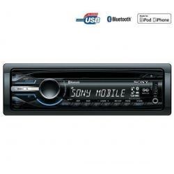 Radioodtwarzacz samochodowy CD/MP3/USB/Bluetooth MEX-BT3900U + Kabel pomocniczy - jack 3,5 mm...