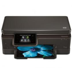 Wielofunkcyjna kolorowa drukarka Photosmart 6510 e-All-in-One (CQ761B) WiFi + Papier Premium Plus Glossy CR674A - 50 kartek A4 +...