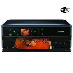 Wielofunkcyjna drukarka Stylus Photo PX730WD + Multi zestaw 6 kartridżów tuszu  T0807  - Czarny, Cyjan, Cyjan jasny, Magenta, Ma...