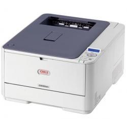 Sieciowa kolorowa drukarka laserowa C510dn  + Ryza papieru Goodway - 80 g/m? - A4 - 500 sztuk + Kabel USB A męski/B męski 1,80m...