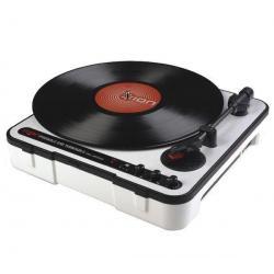 Gramofon USB iPTUSB + Kabel audio stereo jack męski/męski  (1,2 m)...