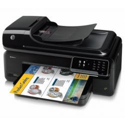 Wielofunkcyjna sieciowa kolorowa drukarka atramentowa all in one  Officejet 7500A + WiFi A3 + Kabel USB A męski/B męski 1,80m...