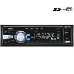 Radioodtwarzacz MP3/SD/AUX/USB LAR-72 + Kabel pomocniczy - jack 3,5 mm...