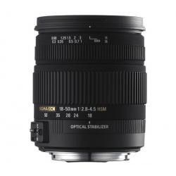 Obiektyw 18-50mm F2.8-4.5 DC OS HSM + Filtr polaryzujący okrągły 67mm...