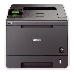 Bezprzewodowa sieciowa kolorowa drukarka laserowa HL-4570CDW + Ryza papieru Goodway - 80 g/m? - A4 - 500 sztuk + Kabel USB A męs...