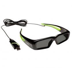 Zestaw przewodowe okulary GeForce 3D NVISION...