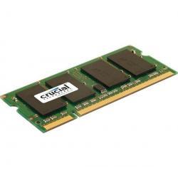 Pamięć do komputera przenośnego 1 GB DDR-400 - PC-3200 - CL3 (CT12864X40B)...