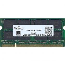 Pamięć PC do laptopa 1 GB DDR-400 PC-3200...