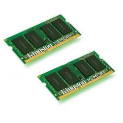 Moduły pamięci Mac KTA-MB1066K2/8G 2 x 4 GB DDR3-1066 PC3-8500...