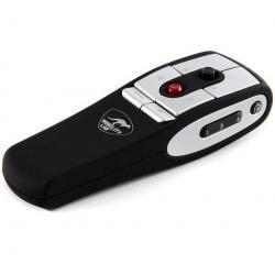 Mysz do prezentacji Cordless Presenter 2.4 GHz + Uniwersalna ładowarka baterii + Hub USB 4 porty BL-USB2HUB2B...