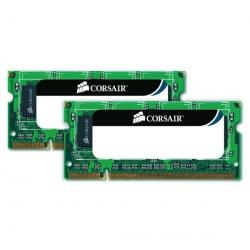 Pamięć Value Select 2 x 2 GB DDR3-1333 PC3-10666 CL9 (CMSO4GX3M2A1333C9) + Zacisk na kable (zestaw 100) + Śruby do komputera...