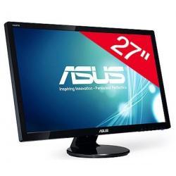 "VE278Q monitor LED 27"" Full HD + Kabel DVI męski do VGA męski - 3 metry- MC370-3M..."