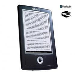 Czytnik ebooków Cybook Orizon czarny + 150 książek gratis + Karta pamięci Micro SD 4 GB z adapterem...