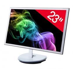 "i2353FH monitor LED 23"" Full HD + Kabel HDMI 1.4 męski / HMDI męski - 2 m (MC380-2M)..."