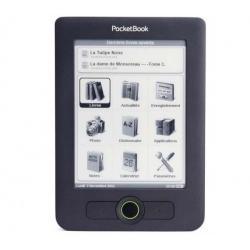 Czytnik e-booków PocketBook 611 ciemnoszary + Karta pamięci Micro SD HC 8 GB + adapter SD...