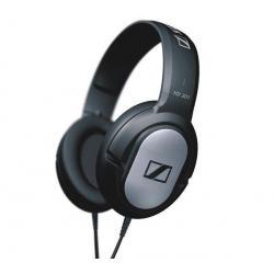 Słuchawki HD-201 + Kabel audio stereo z panelem kontrolnym 3 m...