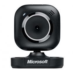 Kamera internetowa LifeCam VX-2000 - czarna + Kabel USB A męski/A żeński 2 metry - MC922AMF-2M + Hub USB 4 porty BL-USB2HUB2B...