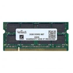 Pamięć PC do laptopa 2 GB DDR2-667 PC2-5300 + Zacisk na kable (zestaw 100) + Śruby do komputera...