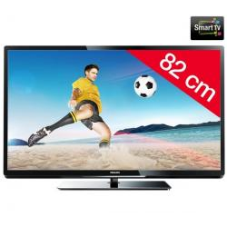 Telewizor LED 32PFL4007H/12 + Zestaw czyszczący SVC1116/10...