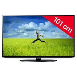 Telewizor LED UE40EH5000 + Listwa zakrywająca kable STILE Line Cover Double + Pozłacany 24-karatowy kabel HDMI-1,5 m - SWV3432S/...