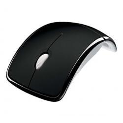 Bezprzewodowa laserowa mysz Arc Mouse do laptopa + Uniwersalna ładowarka baterii...