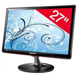"SyncMaster S27A350H monitor LED 27"" Full HD + Kabel HDMI 1.4 męski / HMDI męski - 2 m (MC380-2M)..."