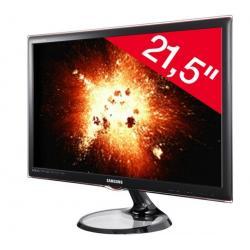 "SyncMaster T22A350 monitor LED 21,5"" Full HD z tunerem TV + Kabel HDMI 1.4 męski / HMDI męski - 2 m (MC380-2M)..."