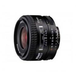 Obiektyw Nikkor AF 35mm f/2D + Neoprenowy pokrowiec LPXPERTS + Filtr UV HTMC 52mm...