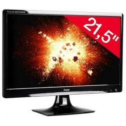 """ProLite E2273HDS-B1 monitor LED 21,5"""" Full HD + Kabel HDMI 1.4 męski / HMDI męski - 2 m (MC380-2M)..."""