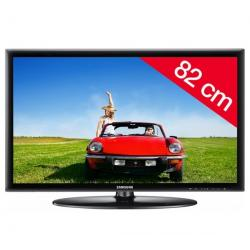 Telewizor LED UE32D4003 + Uchwyt ścienny ES200 + Listwa zakrywająca kable STILE Line Cover Double + Kabel HDMI 1.4 F3Y021BF2M - ...