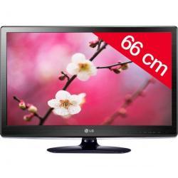 Telewizor LED 26LS3500 + Pozłacany 24-karatowy kabel HDMI-1,5 m - SWV3432S/10...
