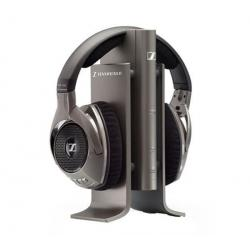 Słuchawki Hi-Fi RS 180 + Bezprzewodowe słuchawki audio HDR-180...
