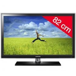 Telewizor LED UE32D4000ZF + Listwa zakrywająca kable STILE Line Cover Double + Pozłacany 24-karatowy kabel HDMI-1,5 m - SWV3432S...
